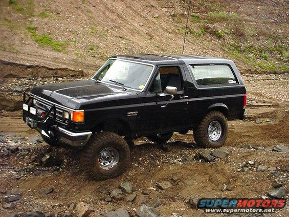 Went to Azusa Canyon w/ Matt and Perry - Ford Bronco Forum