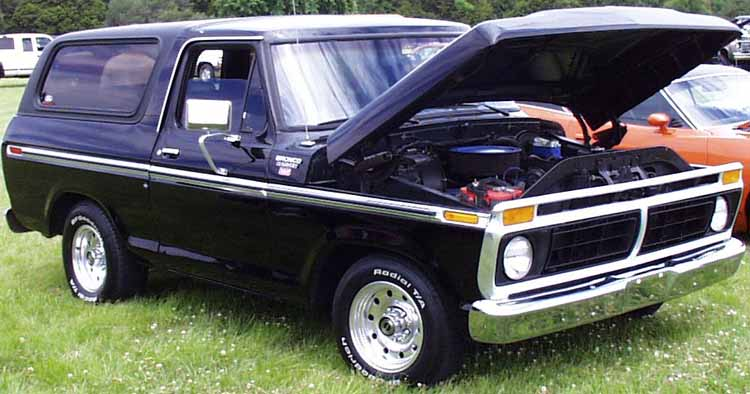 2wd bronco ford bronco forum for Garage ford 78 plaisir
