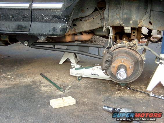 LIFT AND TIRE INFORMATION FOR 80-96 BRONCOS - Ford Bronco Forum