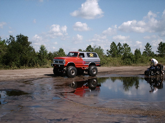 dana 60 fronts, chevy vs  ford - Ford Bronco Forum