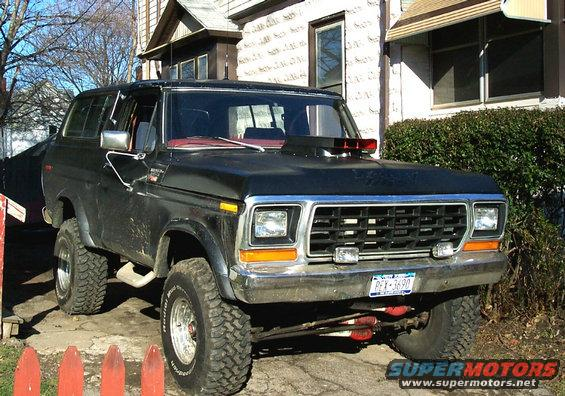 hood scoops - Ford Truck Enthusiasts Forums